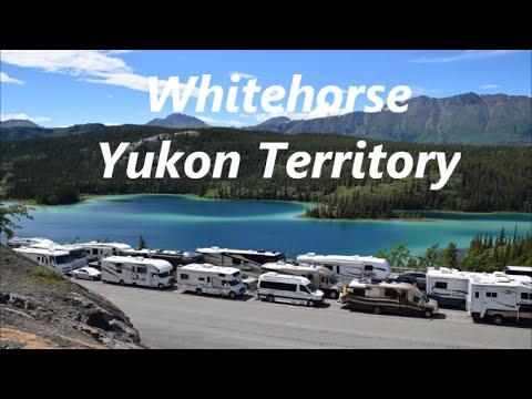 Alaska Tour - Whitehorse, Yukon Terr - Stop #8