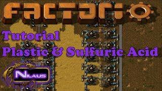 Download lagu Factorio Tutorial 11 Plastic and Sulfuric Acid MP3