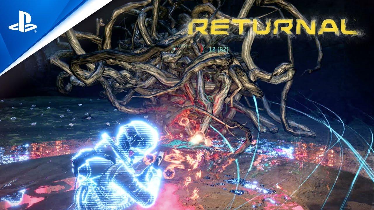 RETURNAL - Tráiler de los ENEMIGOS PS5 en ESPAÑOL | 4K | PlayStation España