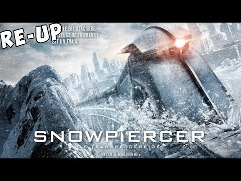 Re Up   Snowpiercer  Wilford and Gilliam