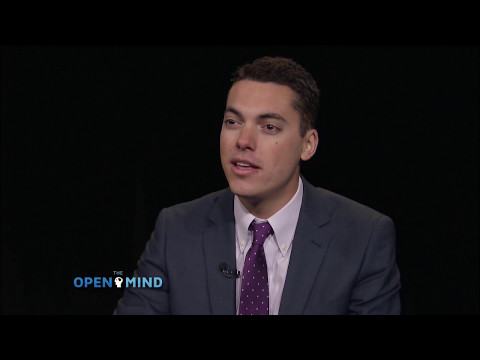 The Open Mind: Centrism for America - Nick Troiano