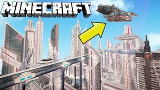 What MINECRAFT will look like in the FUTURE