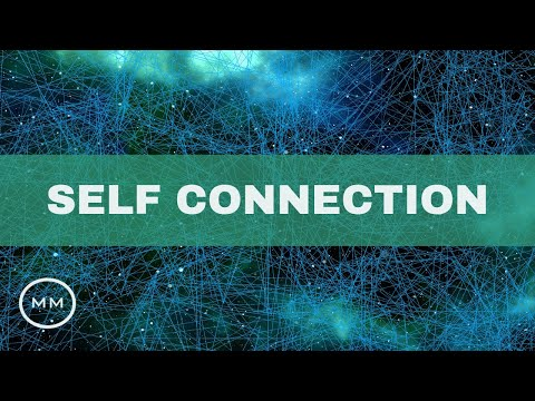 (Extremely Powerful) Self Connection Meditation - 432 Hz + 3.4 Hz - Binaural Beats