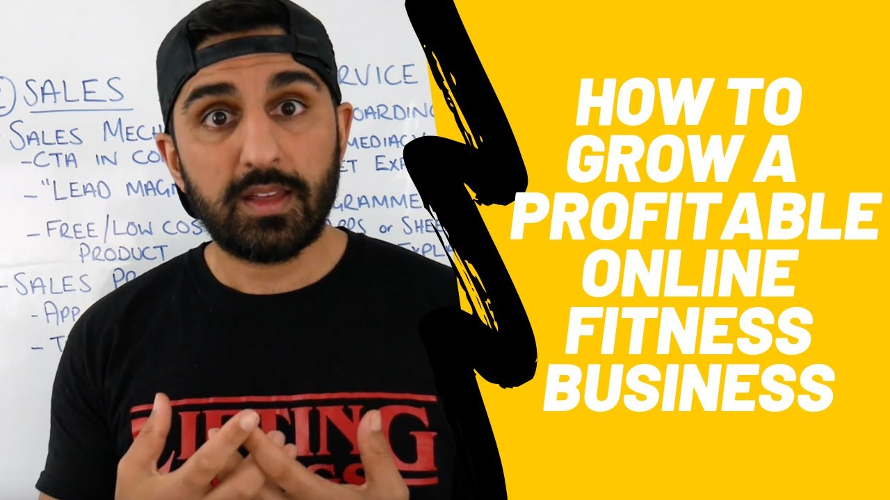 Sukh Sidhu, Author at Online Fitness Business
