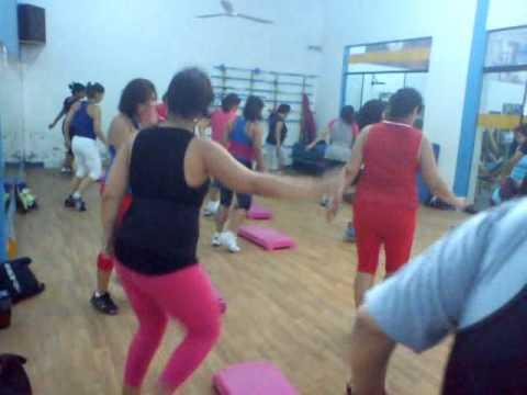 las chicas del spa latin gym miraflores