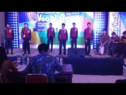 Juara 1 Vocal Group RRI 2014 (SMAN.4 KENDARI)
