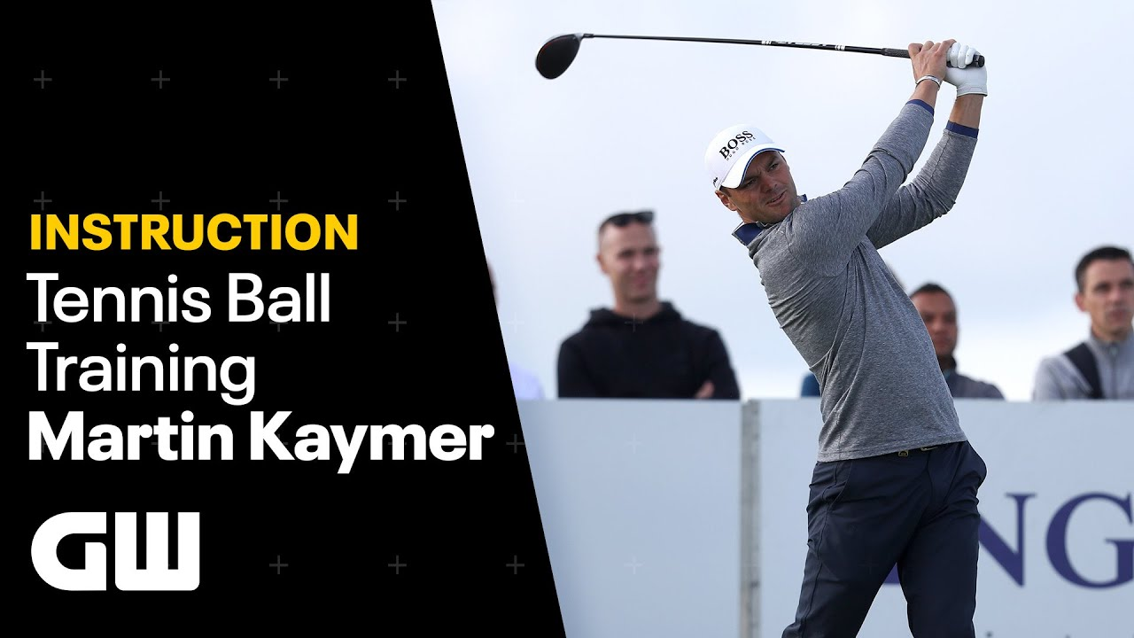 Martin Kaymer Tells Us All About Tennis Ball Training   Golfing World
