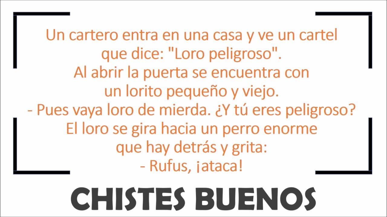 CHISTES BUENOS 35