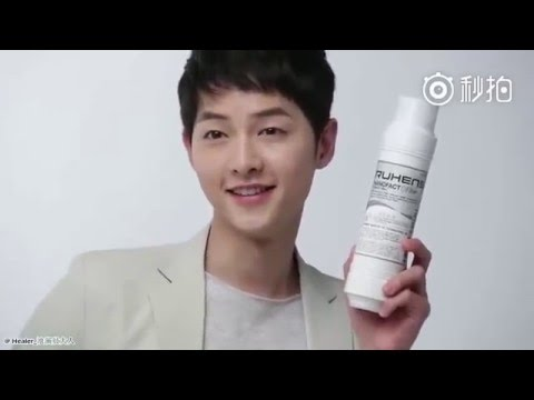 9 brands with Song Joong ki