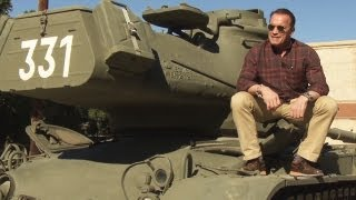 Repeat youtube video IGN Rides a Tank With Arnold Schwarzenegger