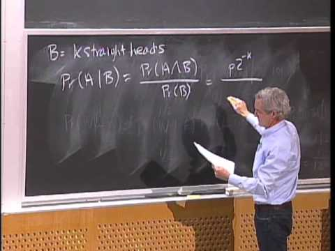 Lec 19 | MIT 6.042J Mathematics for Computer Science, Fall 2010