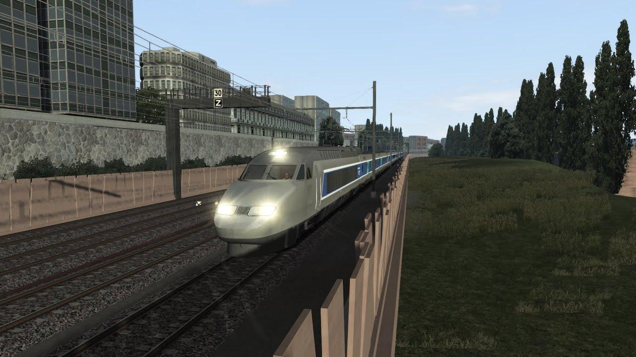TGV MSTS TÉLÉCHARGER V150