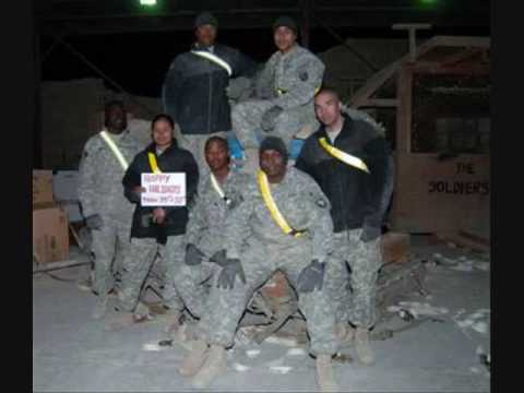 I'll be Home For Christmas by Josh Groban; Tribute to the troops