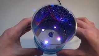 Видео обзор Ночник проектор Звездное небо с адаптером + подарок(Оставьте заявку на Ночник проектор Звездное небо с адаптером и получите подарок при покупке! Перейдите..., 2015-06-13T22:16:12.000Z)