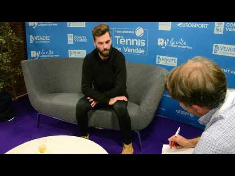 Conférence de presse   Benoit Paire