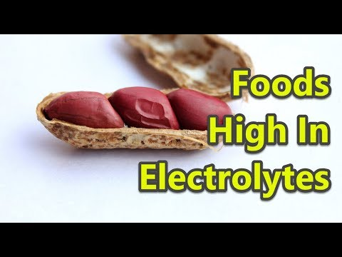 Top 10 Foods High In Electrolytes
