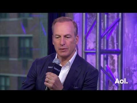 "Bob Odenkirk On ""Better Call Saul"" 