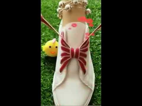 Как завязать шнурки 1