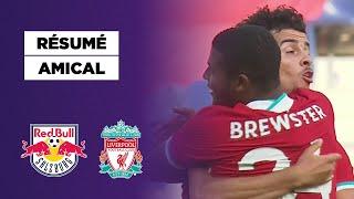 Résumé : Match nul spectaculaire entre Salzbourg et Liverpool !