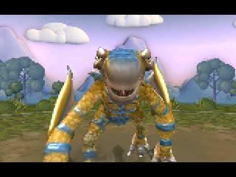 Spore creature Maki's Tigrex