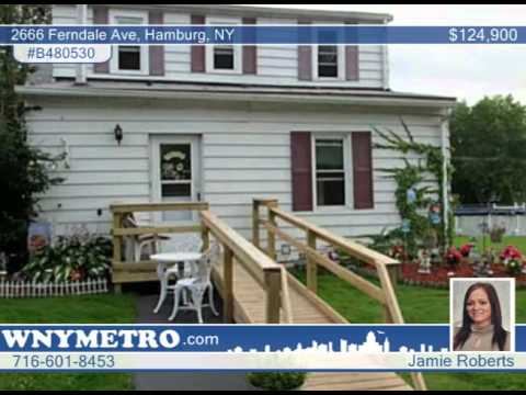 2666 Ferndale Ave  Hamburg, NY Homes For Sale | Wnymetro.com