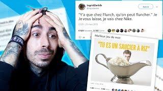 LES MEILLEURES PUBLICATIONS DES RÉSEAUX SOCIAUX !
