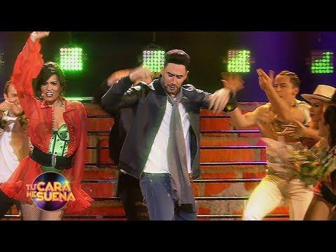 David Amor y Adriana Abenia son Luis Fonsi y Demi Lovato - TCMS6