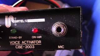 Lots Of Old School CB Radio Gear - RustySkull Productions