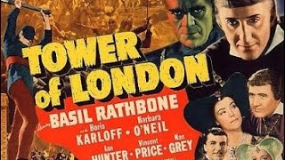 The Fantastic Films of Vincent Price #2 - Elizabeth and Essex/Tower of London