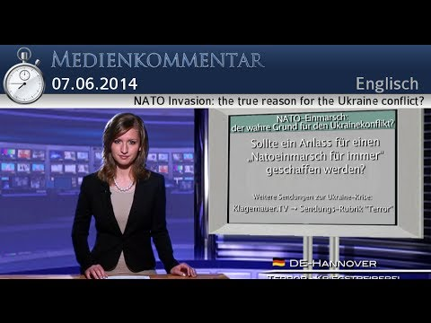 NATO Invasion: the true reason for the Ukraine conflict? | English | kla.tv