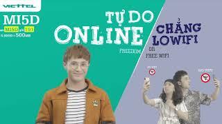 [CLIP 15s] MI5D x Huỳnh Lập| Tự do Online chẳng lo wifi