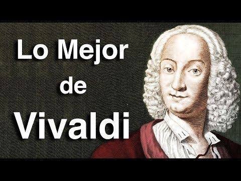Lo Mejor de Vivaldi  Octubre Clásico  Las Obras más Importantes y Famosas de la Música Clásica