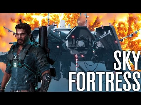 taking-down-a-bloody-sky-fortress?!-|-just-cause-3-funny-moments