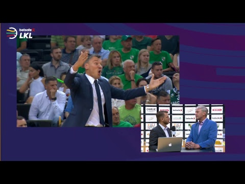 Kevin Pangos vs. Lietuvos Rytas (2017.10.08) 19 points from YouTube · Duration:  1 minutes 27 seconds
