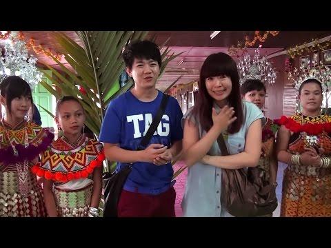 Sarawak: Rumah Panjang Bawang Assan (Iban)