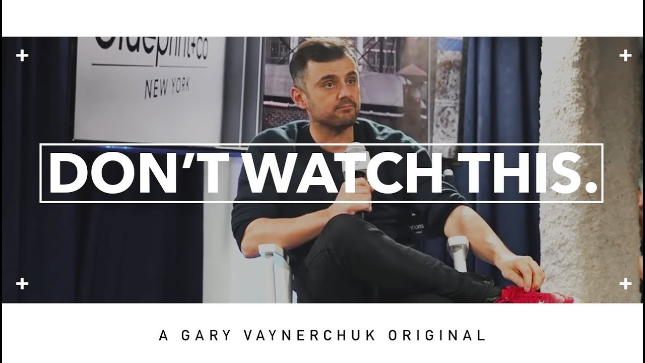 Dont watch this if youre happy blueprint and co nyc 2017 firstinline askgaryvee malvernweather Image collections