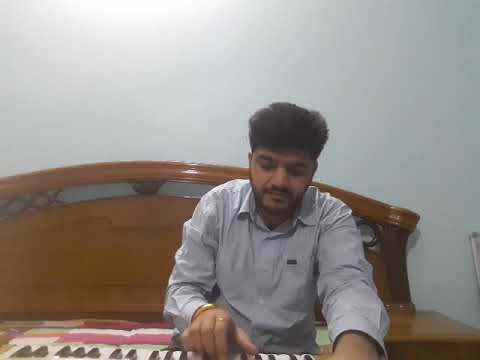 Jagjit singh | asha bhonsle | jab saamne tum | harmonium cover