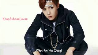 BTS - Interlude: What Are You Doing (뭐해) [Eng Sub+Romanization+Hangul] HD