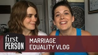 marriage equality vlog   first person   pbs digital studios