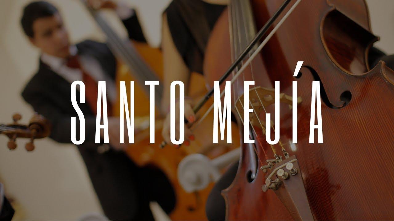 SANTO MEJÍA  - Coro Cantaré