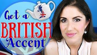 SPEAK with a British Accent | British VS American Pronunciation