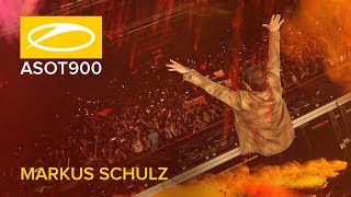 Markus Schulz live at A State Of Trance 900 (Madrid - Spain)