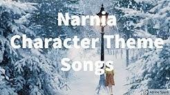 Narnia Character Themes (Mostly Disney)