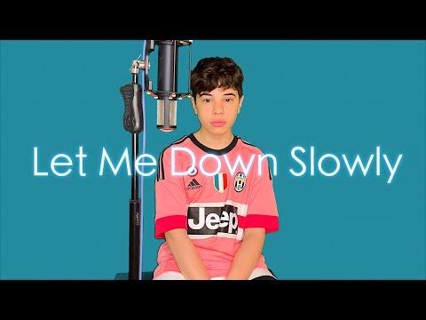 Let Me Down Slowly - Alec Benjamin  Christian Lalama
