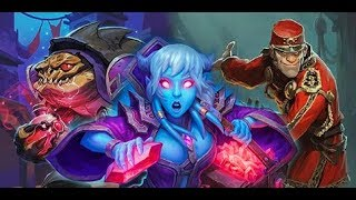 Hearthstone. Kobolds And Catacombs. Secret mage!