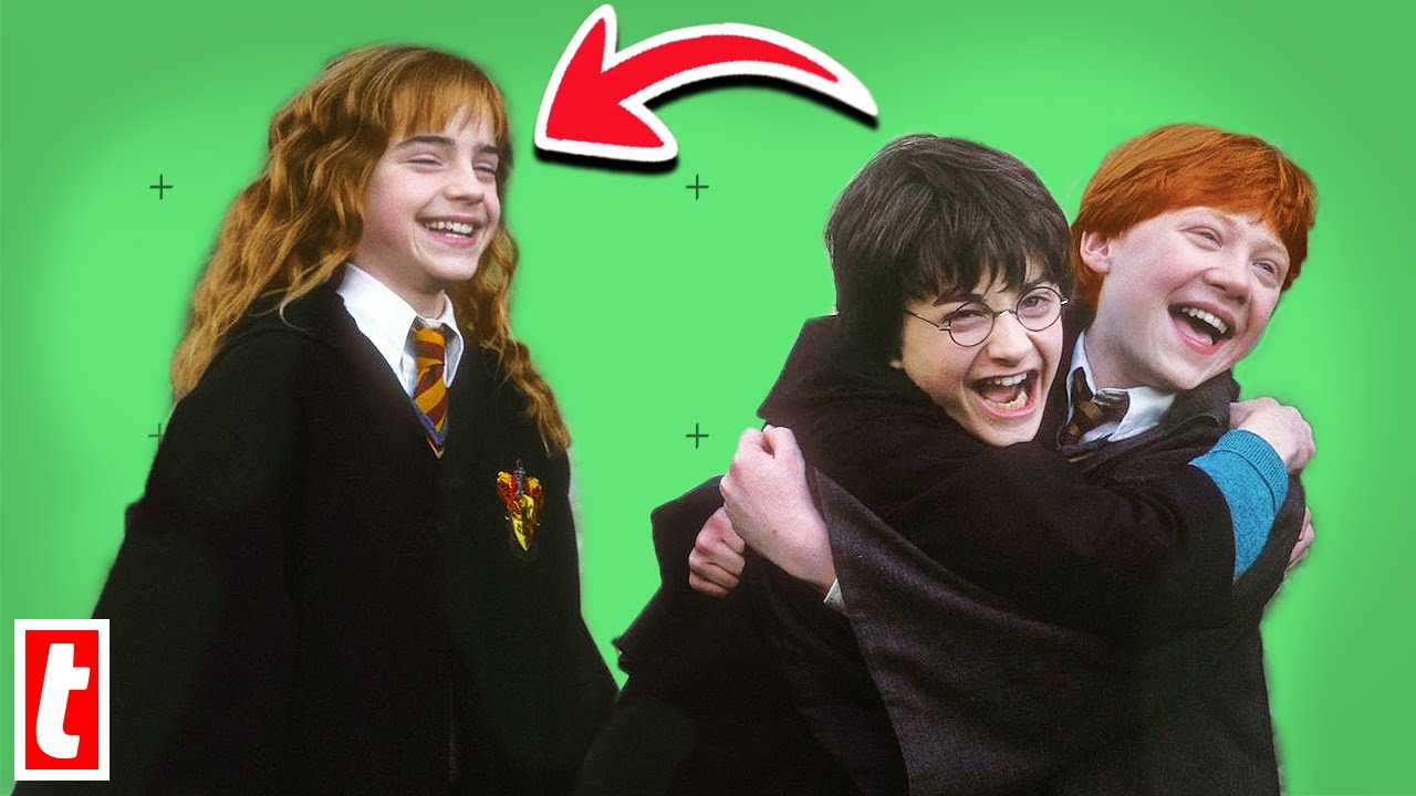 Download 15 Harry Potter Bloopers And Cutest On Set Moments