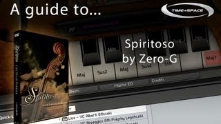 Zero-G Spiritoso: Live Cello Phrases Sample Library for Native Instruments Kontakt