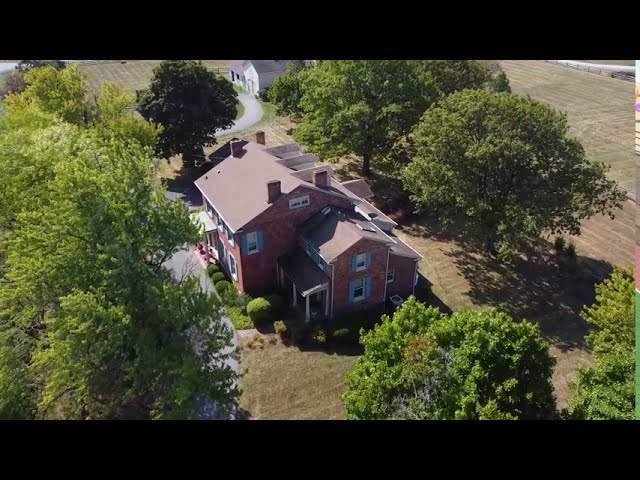 Stunning Historic Home near Seneca Lake and an Equestrians delight
