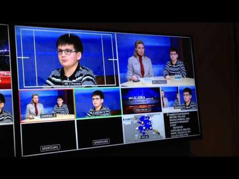 ABC Alaska News - Kenai Middle School (Rondy pins)