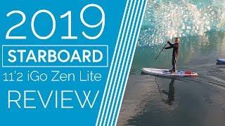 Starboard 11'2 iGo Zen Lite - 2019 - Review